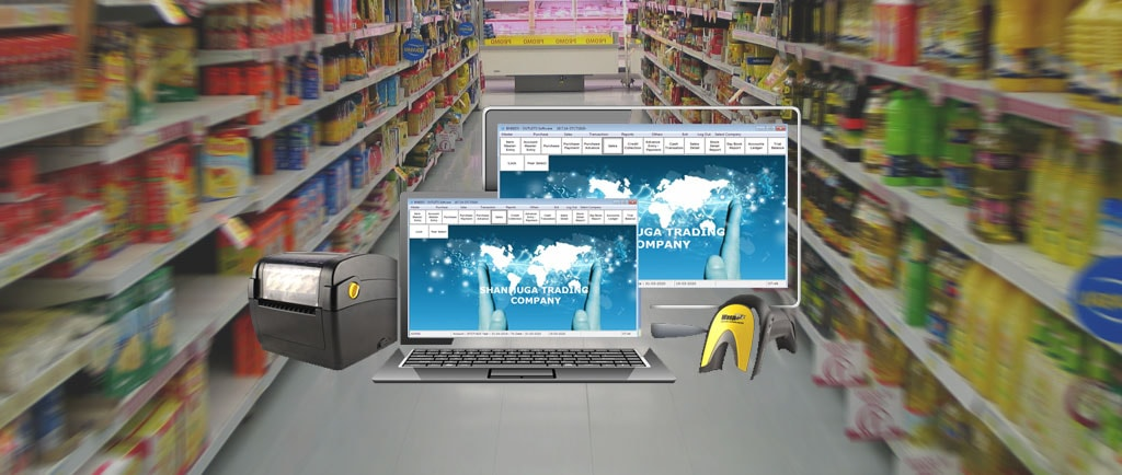 Small level Grocery Shop Software in Madurai
